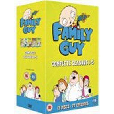 Family Guy - Season 1-5 [DVD]